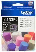 Image of Brother LC133BK Genuine Black Ink Cartridge