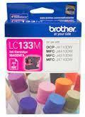 Image of Brother LC133 Genuine Magenta Ink Cartridge