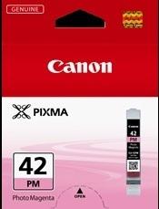Image of Canon CLI-42PM Pro100 Genuine Photo Magenta Ink Cartridge