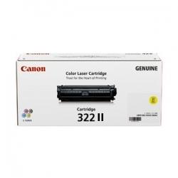 Image of Canon Cart-322IIY LBP-9100Cdn Genuine Yellow Toner Cartridge