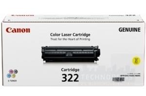 Image of Canon Cart-322Y LBP-9100Cdn Genuine Yellow Toner Cartridge