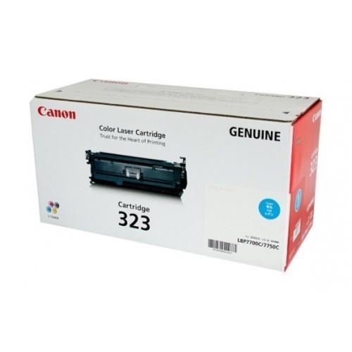 Image of Canon Cart323 Genuine Cyan Toner Cartridge