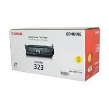 Image of Canon Cart323 Genuine Yellow Toner Cartridge