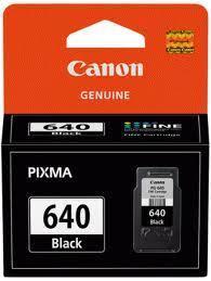 Image of Canon PG-640 Genuine Black Ink Cartridge