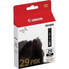 Image of Canon PGI-29 Photo Black Genuine Ink Cartridge Pixma Pro1