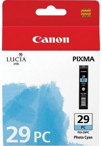 Image of Canon PGI-29 Photo Cyan Genuine Ink Cartridge Pixma Pro1