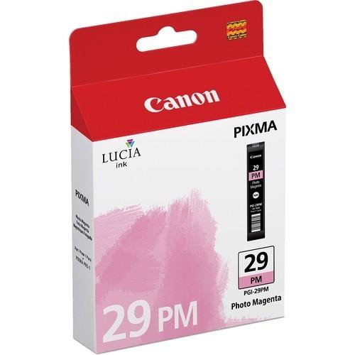Image of Canon PGI-29 Photo Magenta Genuine Ink Cartridge Pixma Pro1