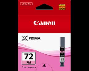 Image of Canon Pro10 PGI72PM Genuine Photo Magenta Ink Cartridge