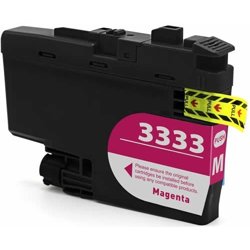 Image of Compatible Brother LC3333M Magenta Ink