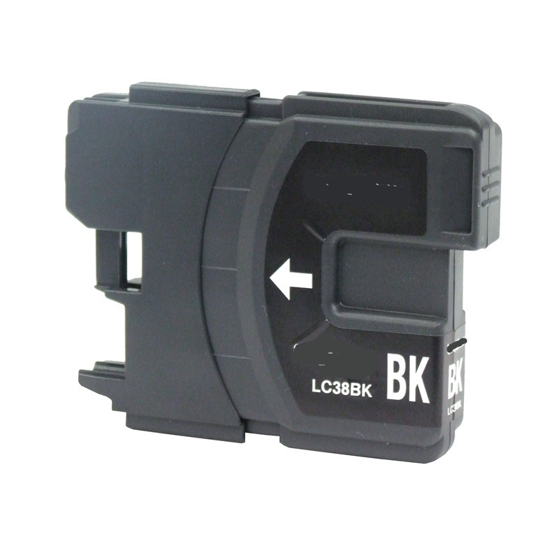 Image of Compatible Brother LC38 LC67 Black Ink