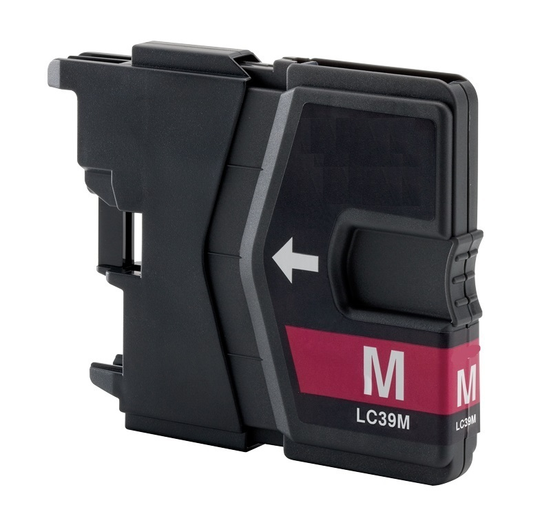 Image of Compatible Brother LC39 Magenta Ink