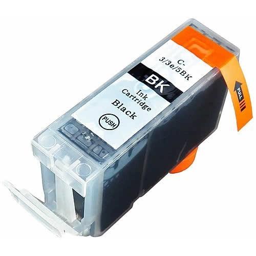 Image of Compatible Canon BCI-3EBK Black Ink Cartridge