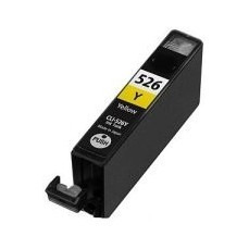 Image of Compatible Canon CLI-526Y Yellow Ink Cartridge