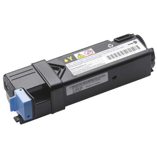 Image of Compatible Dell 1320cn Yellow Toner Cartridge
