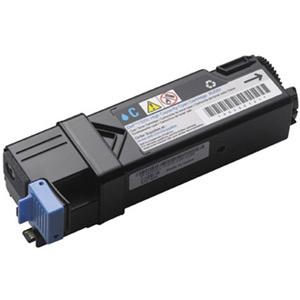 Image of Compatible Dell 2155cdn 592-11629 Cyan Toner Cartridge