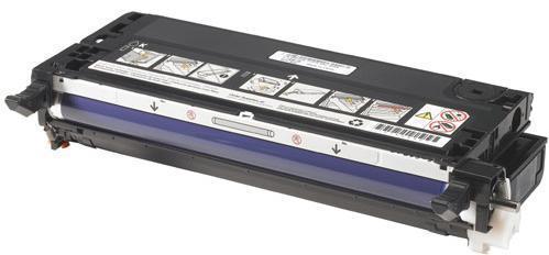 Image of Compatible Dell 3115CN 592-10552 Black Toner Cartridge