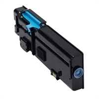Image of Compatible Dell C2665DNF Cyan Toner Cartridge
