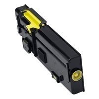 Image of Compatible Dell C2665DNF Yellow Toner Cartridge