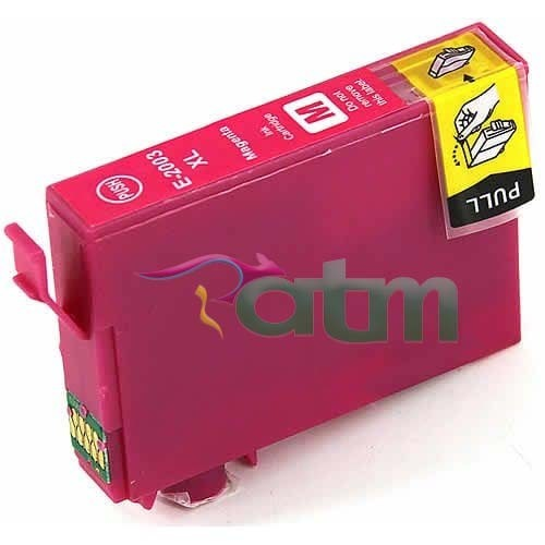 Image of Compatible Epson 200XL C13T201392 Magenta Ink Cartridge