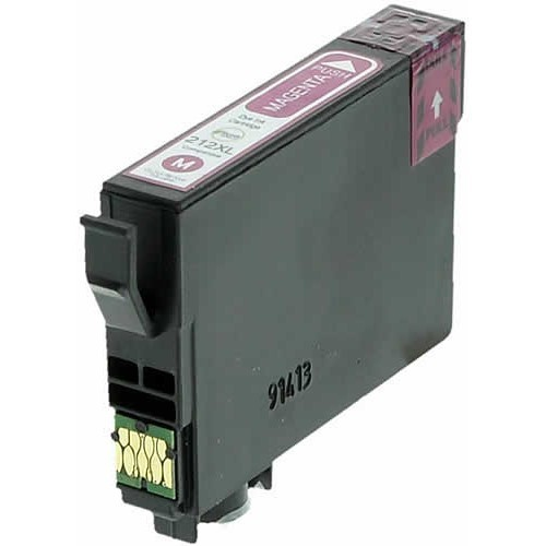 Image of Compatible Epson 212XL C13T02X392 Magenta Ink Cartridge