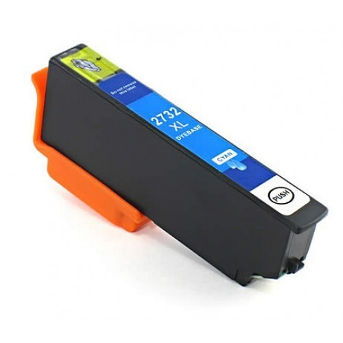 Image of Compatible Epson 273XL C13T275292 Cyan Ink Cartridge
