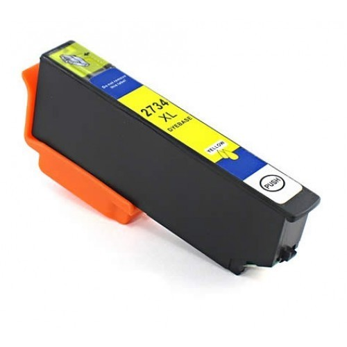 Image of Compatible Epson 273XL C13T275492 Yellow Ink Cartridge