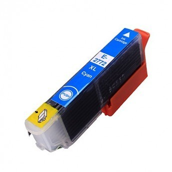 Image of Compatible Epson 277XL C13T278292 Cyan Ink Cartridge