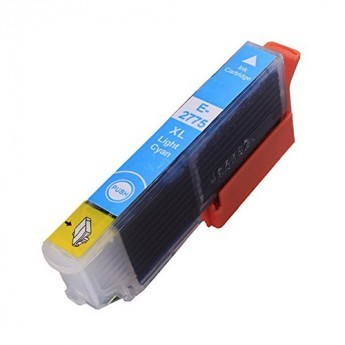 Image of Compatible Epson 277XL C13T278592 Light Cyan Ink Cartridge