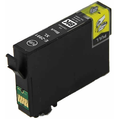 Image of Compatible Epson 29XL C13T29914010 Black Ink Cartridge