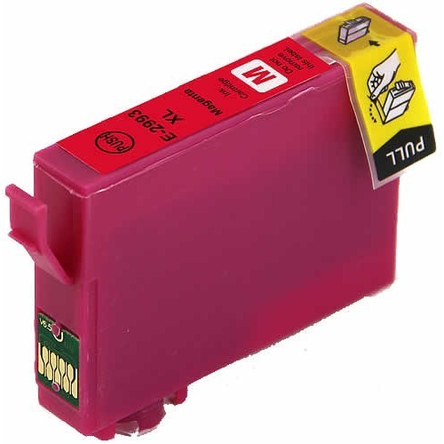 Image of Compatible Epson 29XL C13T29934010 Magenta Ink Cartridge