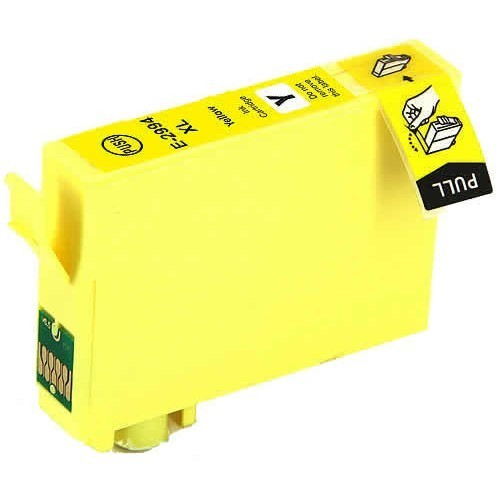 Image of Compatible Epson 29XL C13T29994010 Yellow Ink Cartridge