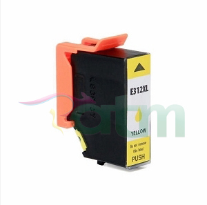 Image of Compatible Epson 312XL C13T183492 Yellow Ink Cartridge