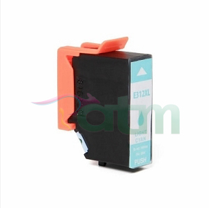 Image of Compatible Epson 312XL C13T183592 L Cyan Ink Cartridge