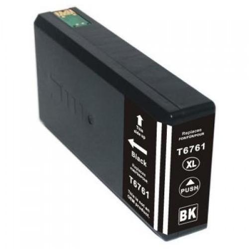 Image of Compatible Epson 676XL C13T676192 Black Ink Cartridge