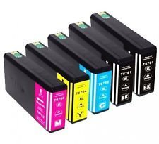 Image of Compatible Epson 676XL Ink Cartridges Combo Deal