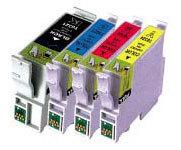 Image of Compatible Epson T0321 C13T032190 Black Ink Cartridge