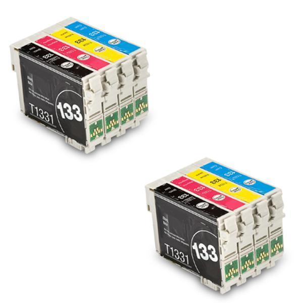 Image of Compatible Epson T133 Ink Combo Deal 2