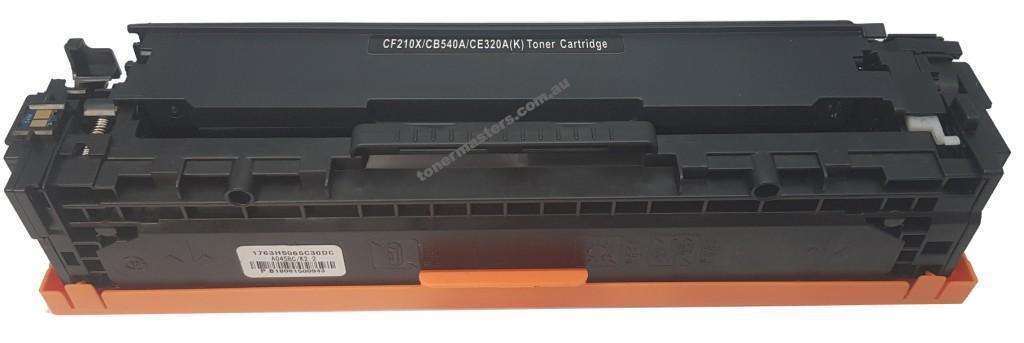 Image of Compatible HP 125A CB540A Black Toner