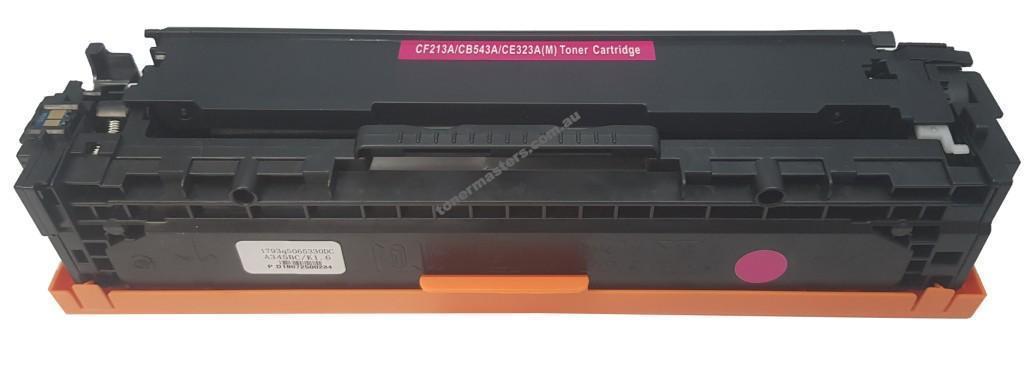 Image of Compatible HP 125A CB543A Magenta Toner