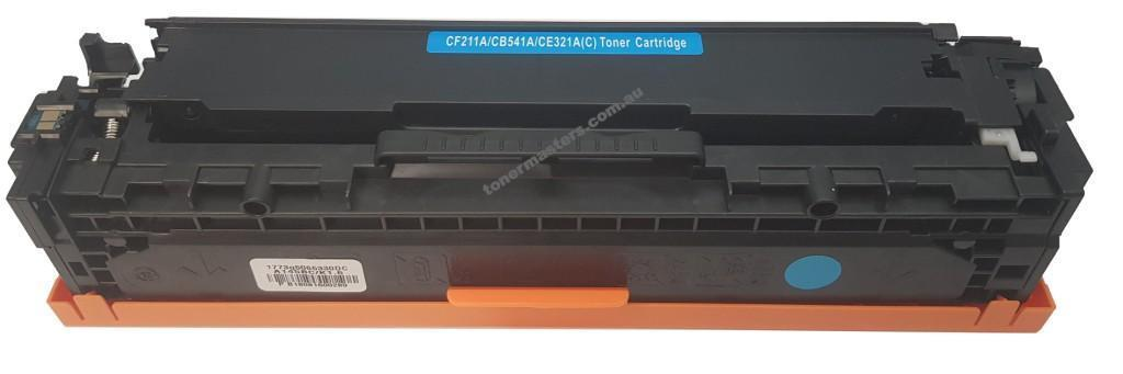 Image of Compatible HP 128A CE321A Cyan Toner Cartridge