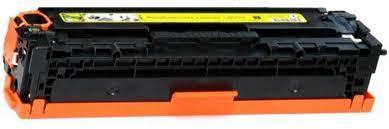 Image of Compatible HP 131A CF212A Yellow Toner Cartridge