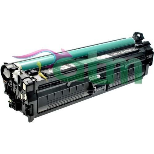 Image of Compatible HP 307A CE740A Black Toner Cartridge