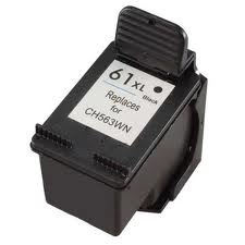 Image of Compatible HP 61XL CH563WA Black Ink Cartridge