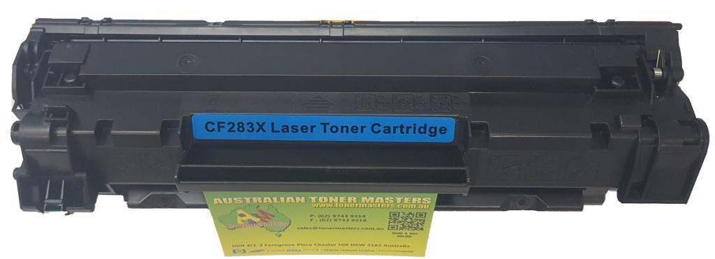 Image of Compatible HP CF283X Toner Cartridge Cartridge