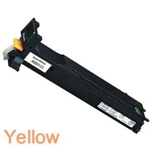 Image of Compatible Konica Minolta 5670 Yellow Toner