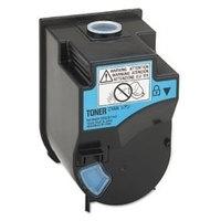 Image of Compatible Konica Minolta BizHub C450 Cyan Toner Cartridge