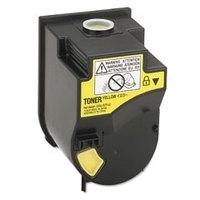 Image of Compatible Konica Minolta C450 Yellow Toner Cartridge