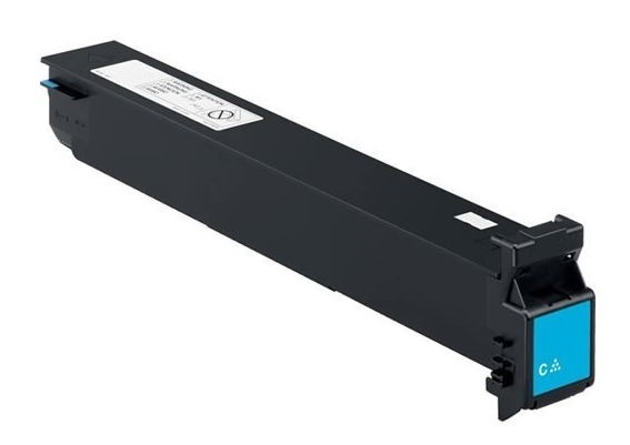 Image of Compatible Konica Minolta TN214 Cyan Cartridge