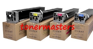 Image of Compatible Konica Minolta TN324Y Yellow Toner