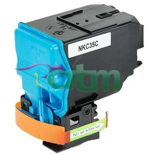 Image of Compatible Konica Minolta TNP22C Cyan Cartridge